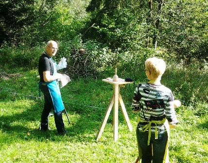 Workshop beeldhouwen klein
